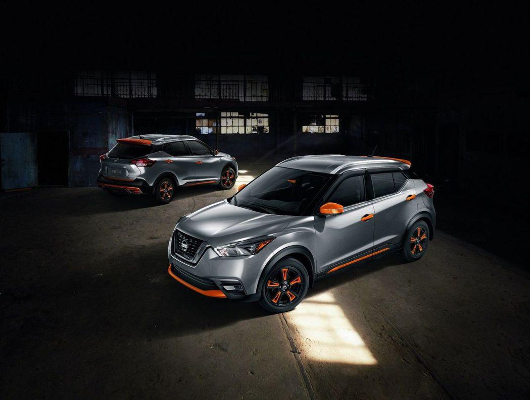 Nissan Kicks(圖為國外版本)預計會在今年第四季以國產化身分導入台灣。...