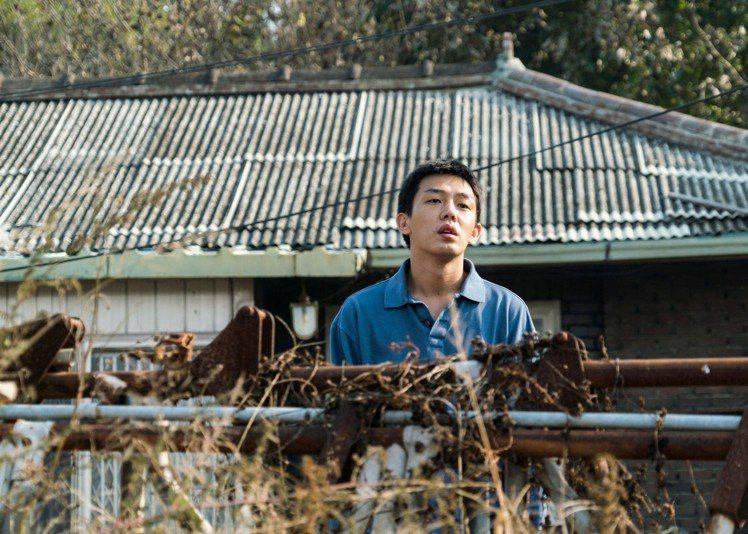 《燃燒烈愛》劉亞仁。圖/華聯國際提供