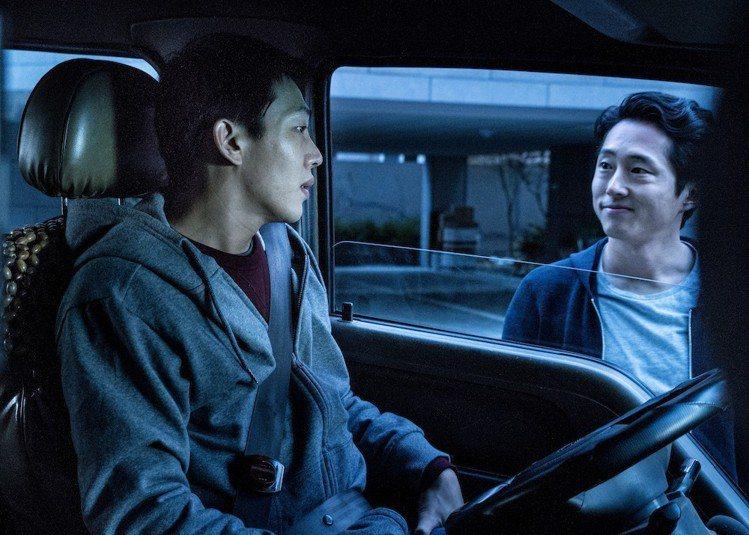 《燃燒烈愛》史蒂芬元(右)。圖/華聯國際提供