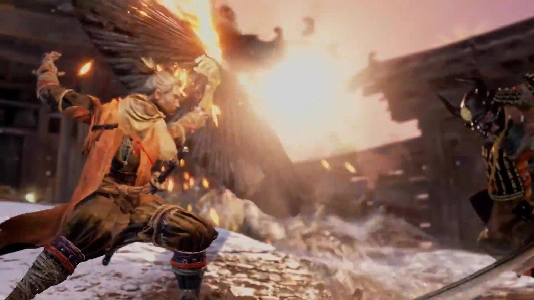 隻狼:暗影雙死(SEKIRO: SHADOWS DIE TWICE)