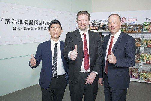 大昌華嘉和思謀能的研究-現場營銷對台灣實體零售業的成功越趨重要。台灣大昌華嘉思謀...