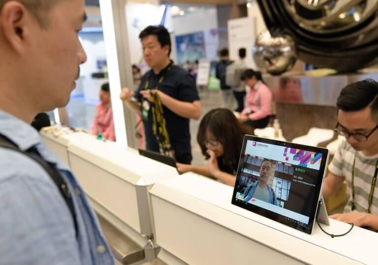 論壇活動也採用Accupass活動通的「Facepass 人臉辨識技術」臉就是通...