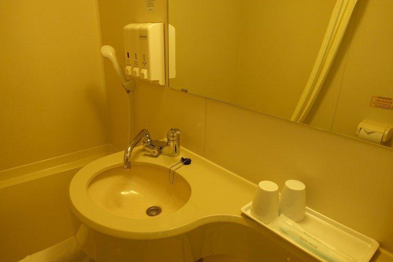 牙刷毛巾等基本備品當然不缺 圖文來自於:TripPlus