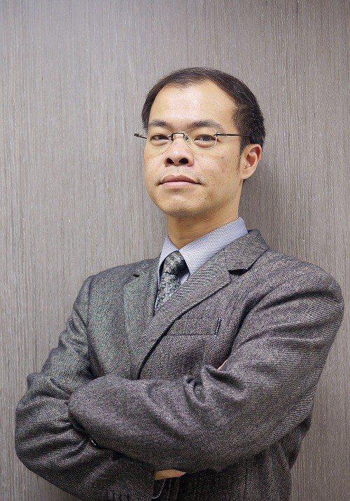 圖一、中華數位科技企業資料保護研究小組商務顧問梁光宇 (圖片來源:梁光宇提供)