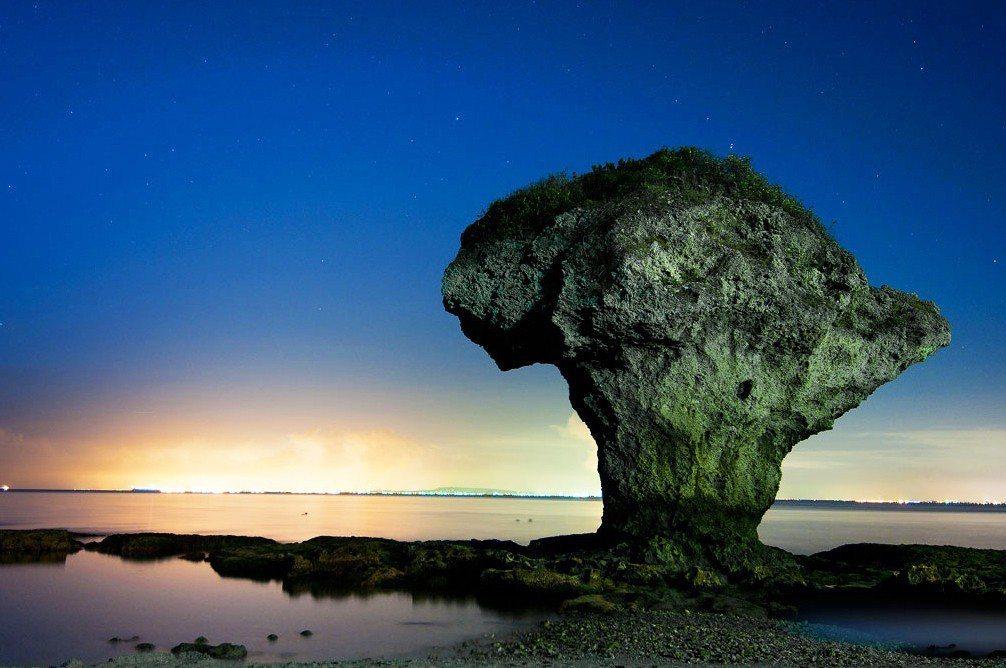 ▲花瓶岩 (圖/交通部觀光局 提供)