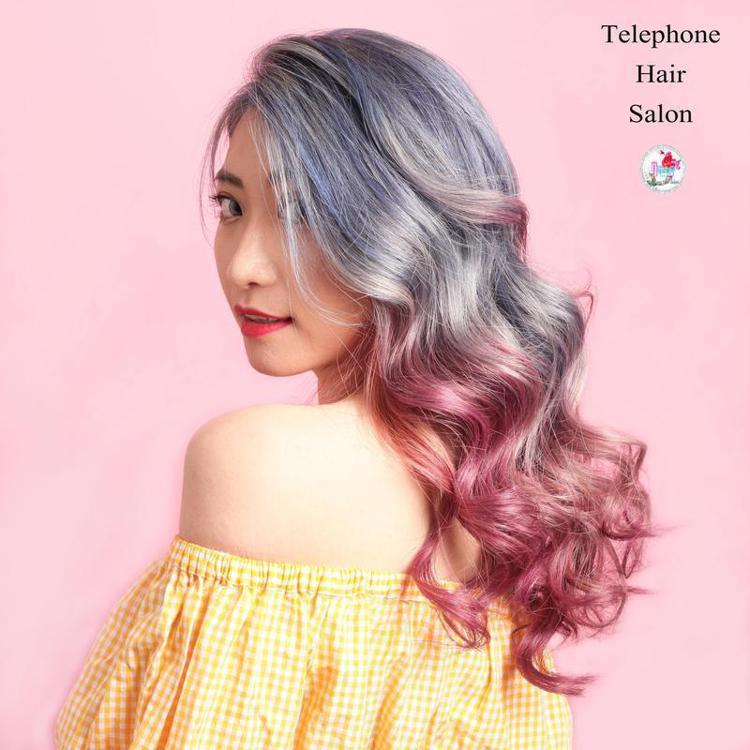 髮型創作/Rita Once。圖/StyleMap提供