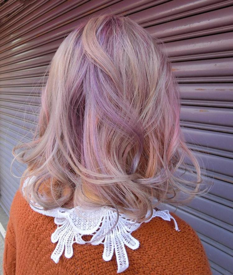 髮型創作/Xiao M。圖/StyleMap提供
