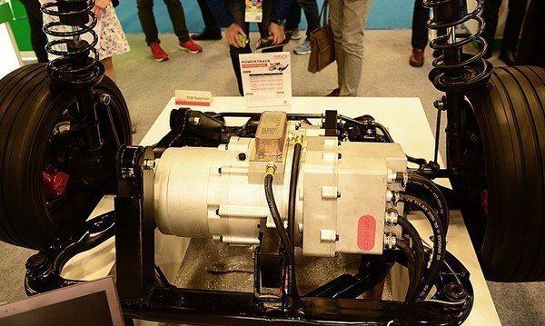 圖1 : 富田三機一體設備投產帶動趨勢。(攝影/籃貫銘)