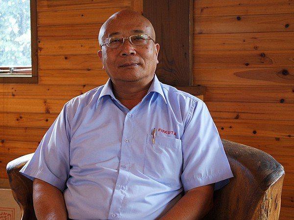 圖3 : 富田電機總經理張金鋒對銅鑼新廠區產能深具信心。(攝影/王景新)