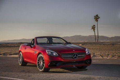新年式Mercedes-AMG SLC 43 追加23匹馬力給你