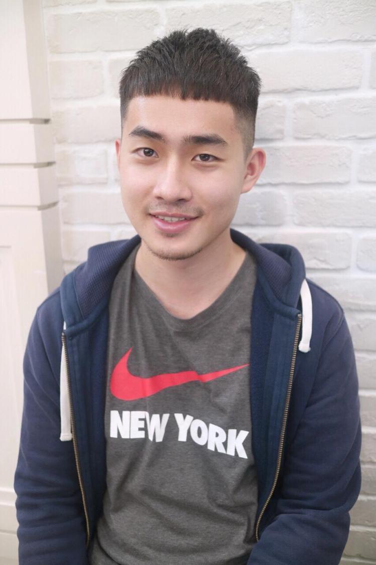 髮型創作/Danny Tsai。圖/StyleMap提供