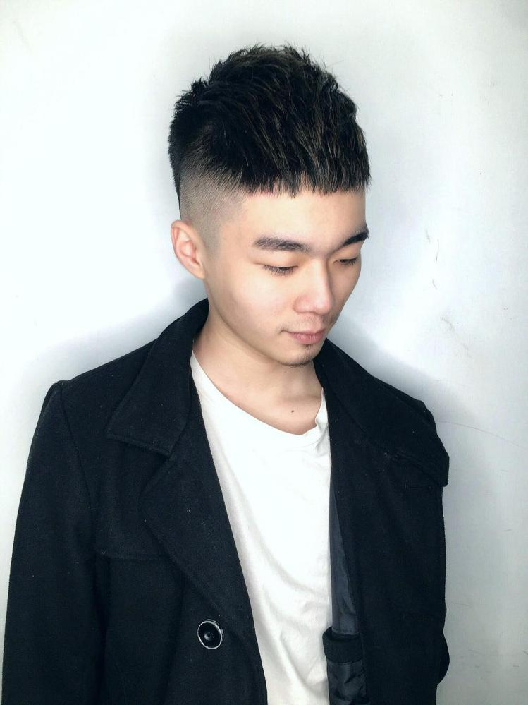 髮型創作/CADO stylist Webb。圖/StyleMap提供