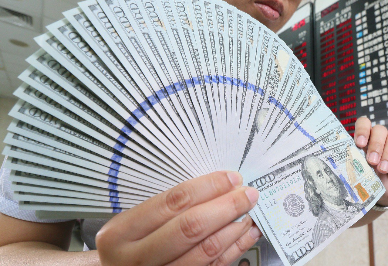 下半年美元走勢,兩大外商銀行看法分歧。聯合報系資料照