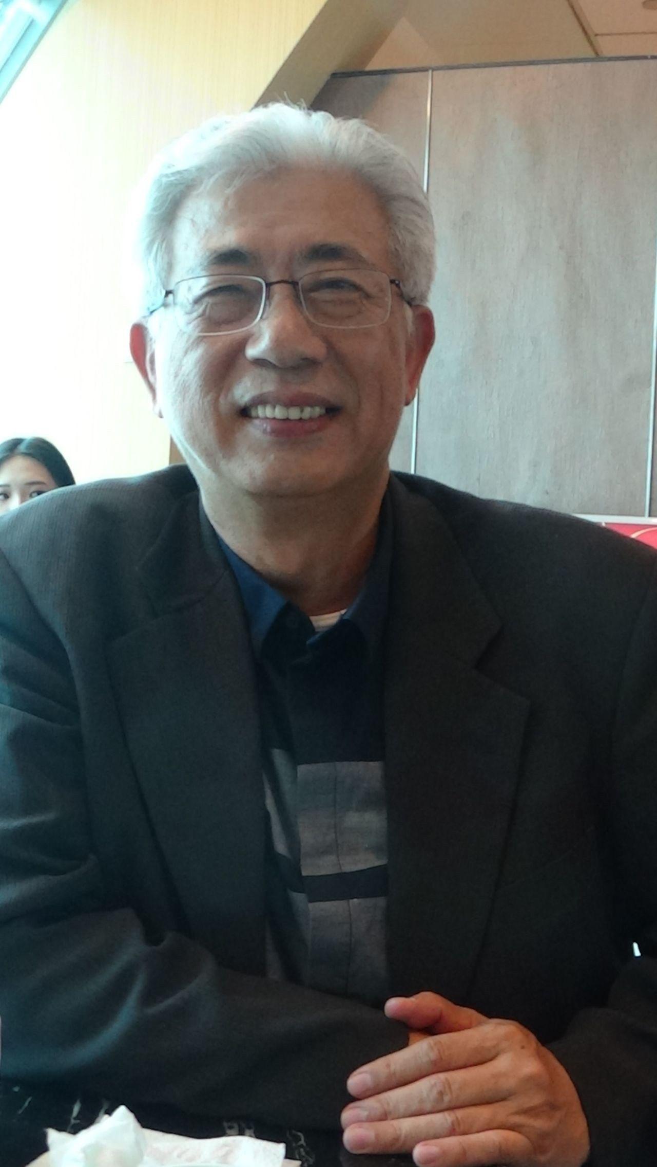 曾任華信航空董事長的中市觀旅局長陳盛山,為打通「台中─東京」2450公里航程,努...
