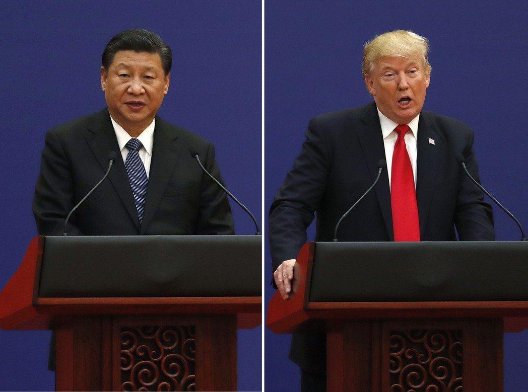 美國總統川普周四(14日)要與高級貿易顧問開會,決定對500億美元中國大陸產品課...