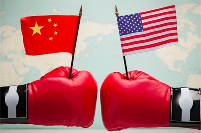 美中貿易戰未來一兩天進入關鍵時刻。 (香港經濟日報網)