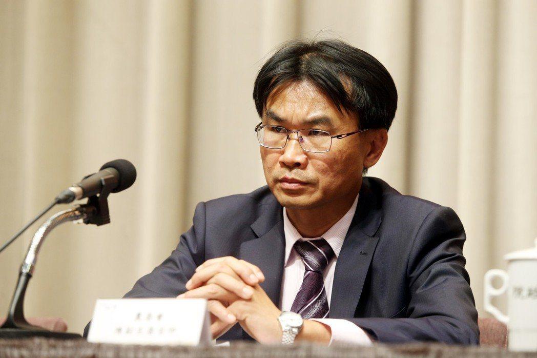 農委會副主委陳吉仲。圖/本報資料照片