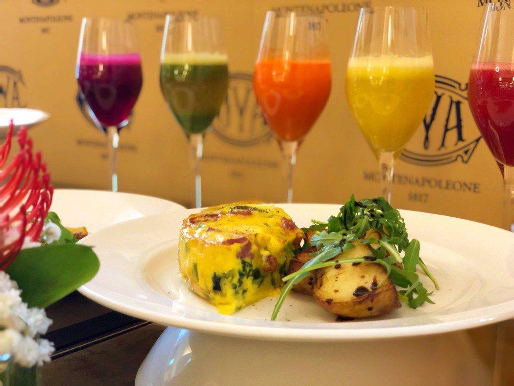 COVA此次推出5款主菜,最低680元起。記者魏妤庭/攝影