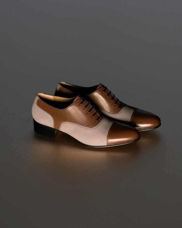 Ferragamo特選Creations博物館系列限量SPECIAL鞋款。圖/F...
