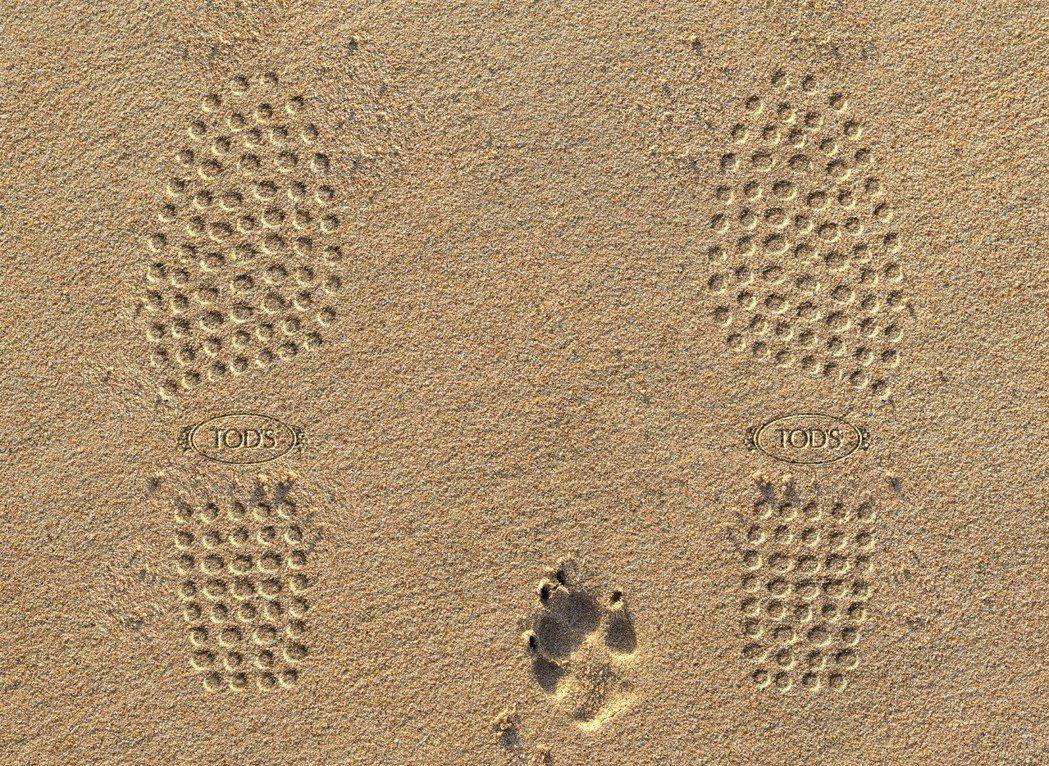 TOD'S的Leave Your Mark計畫全新推出GOMMINO豆豆鞋形象影...