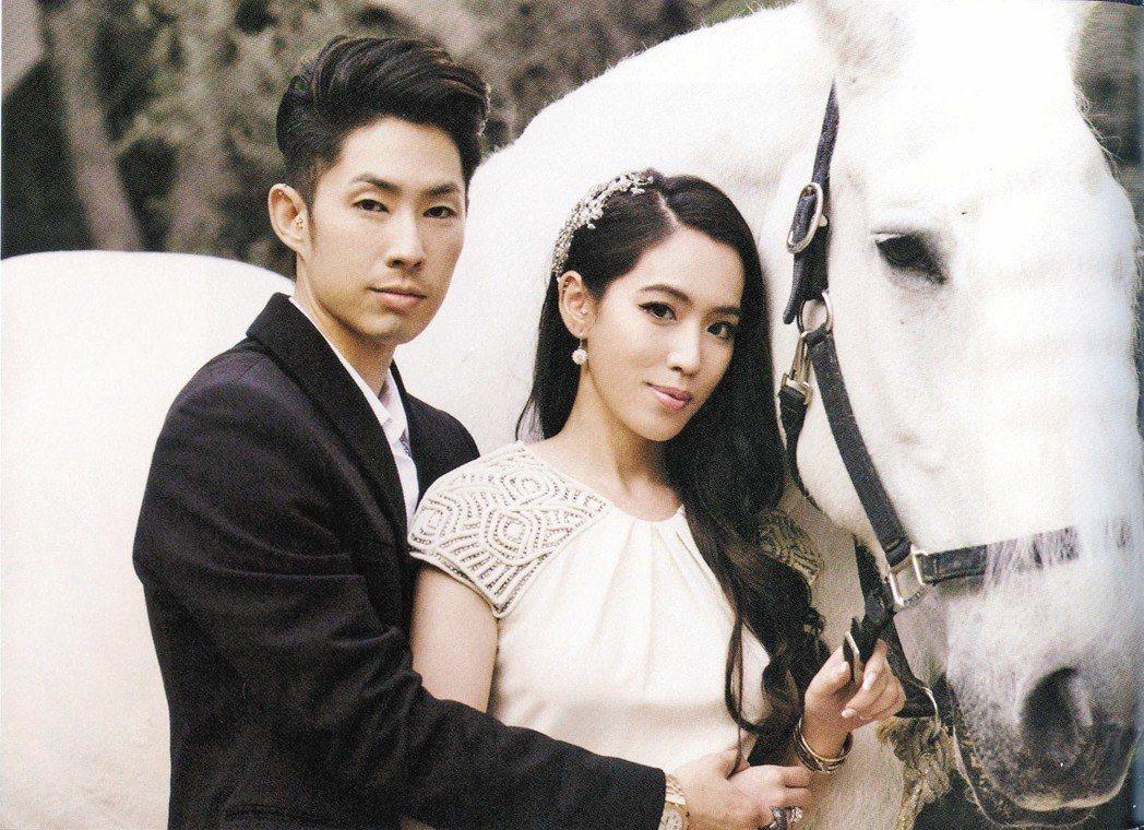 吳建豪與新加坡百億千金妻子石貞善結婚四年多。圖/資料照