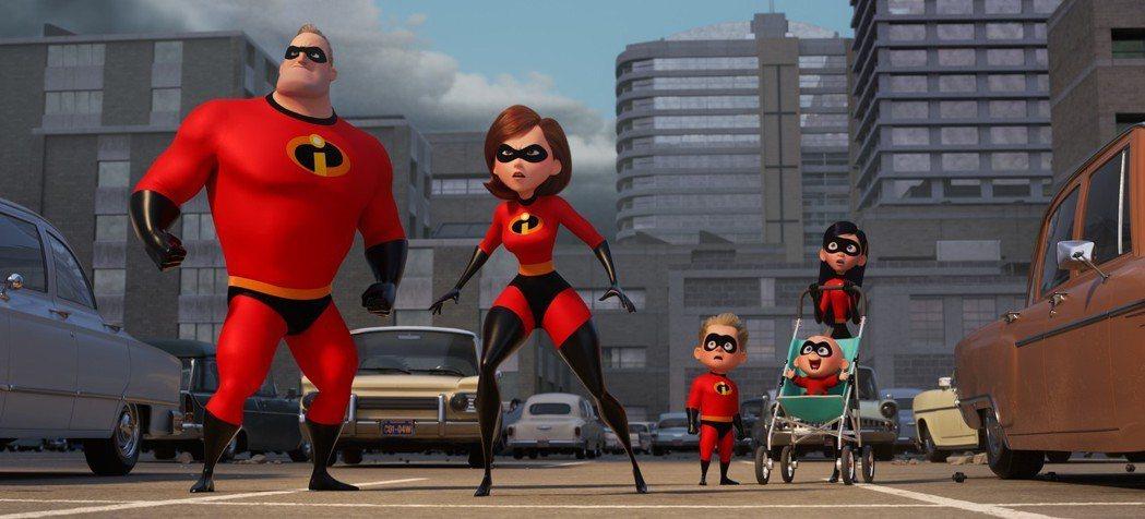 「超人特攻隊2」將於6月27日正式在台上映。圖/迪士尼提供