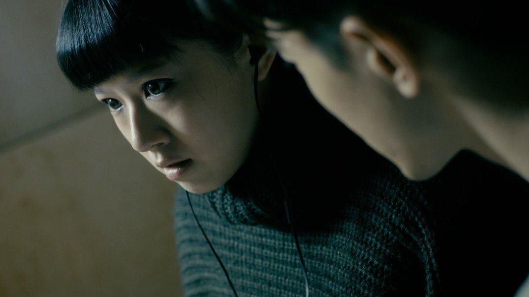 方志友在「噬膽72」走厭世少女路線。圖/TVBS提供