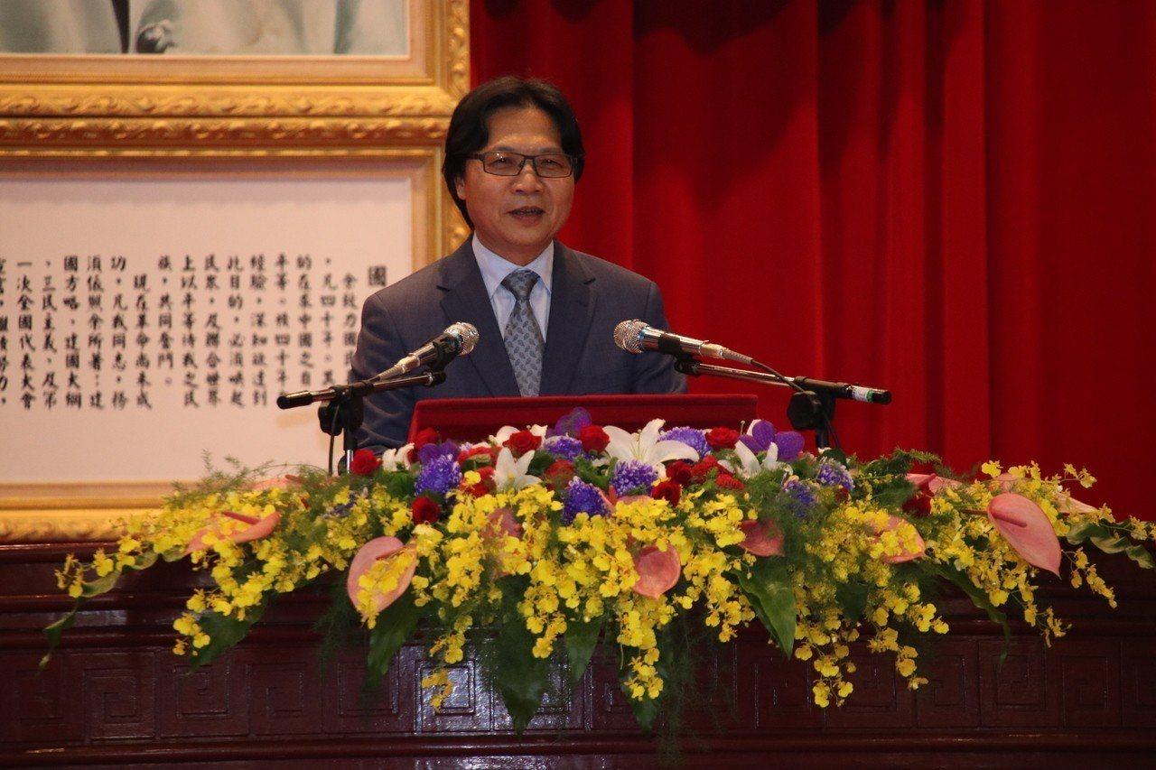 內政部長葉俊榮說,將讓警大擺脫過度考試制度。 記者曾健祐/攝影