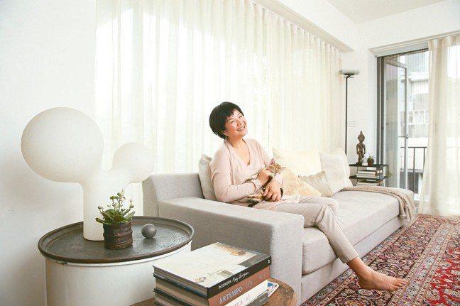 陳季敏從生活中提煉設計美學。