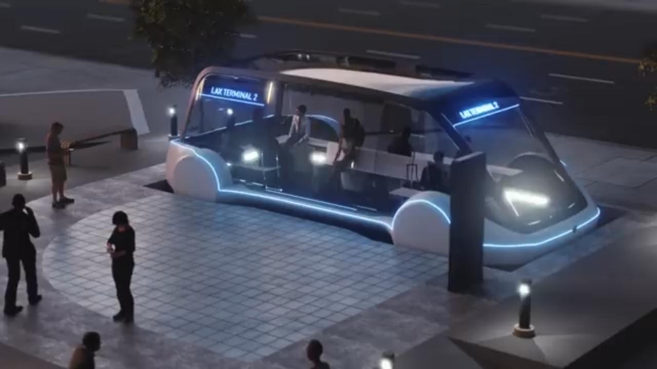 馬斯克旗下柏林公司所設計的「滑板式」隧道車,將成為美國芝加哥市區與歐海爾機場的未...