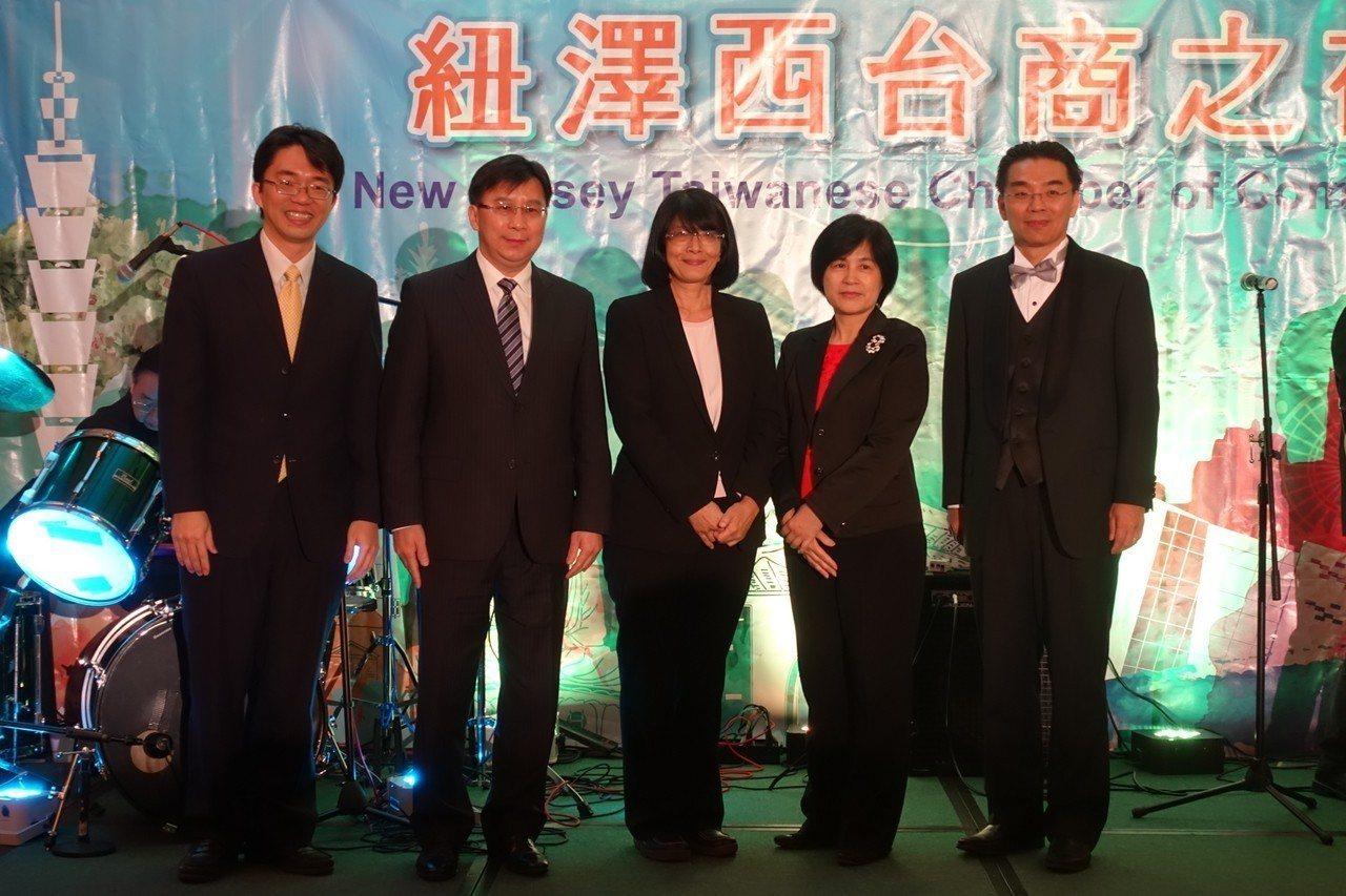 推動外國企業赴台上市,台灣證交所首度美國東岸招商。 記者謝哲澍攝影