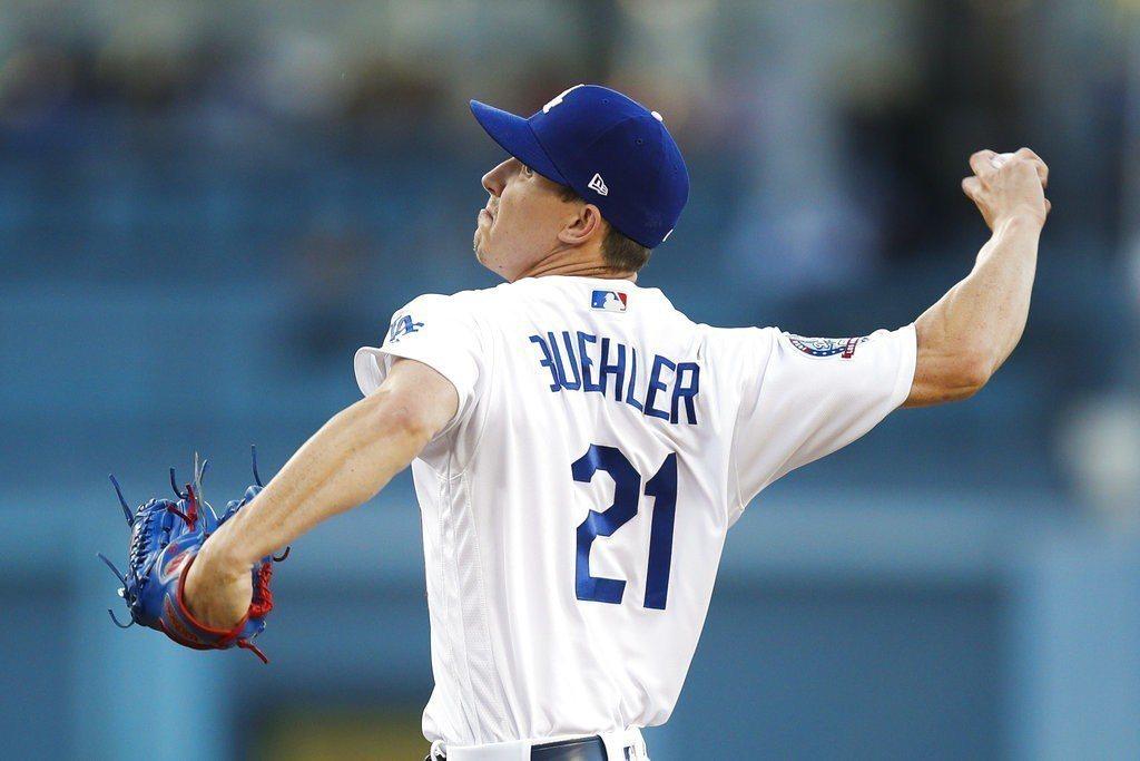 近來表現傑出的道奇隊菜鳥投手布勒也進入傷兵名單。 美聯社