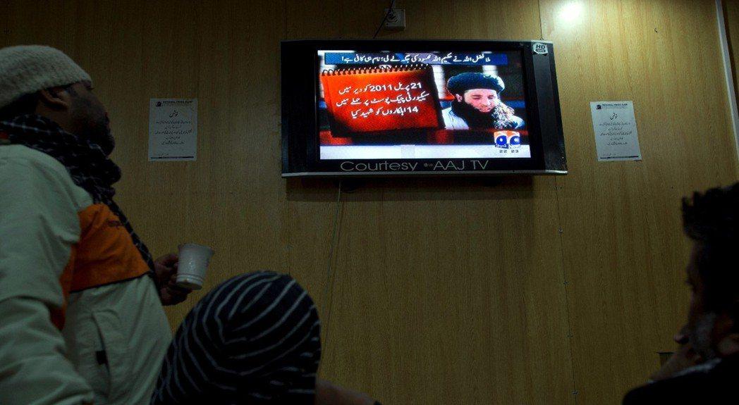 塔利班首領法茲魯拉 被美無人機擊斃