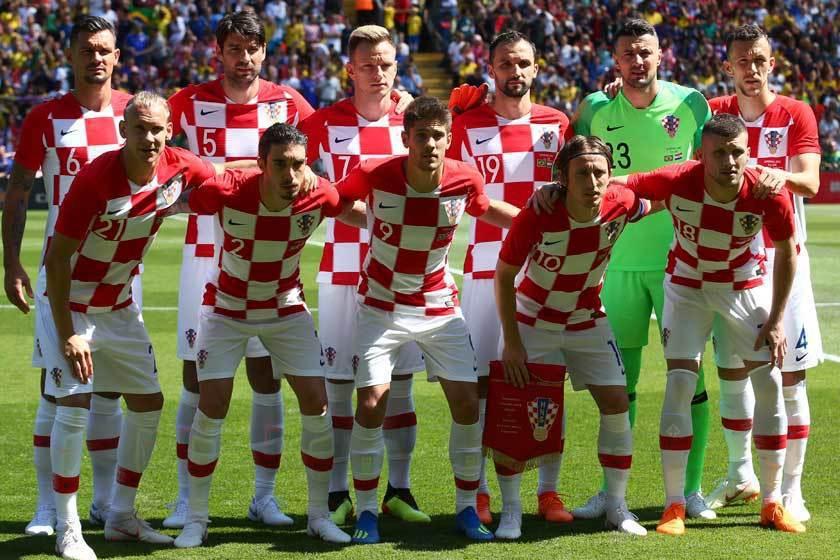 克羅埃西亞在場上會讓人目眩神迷的可不是只有他們的球衣,強大的中場很可能隨時會讓敵...