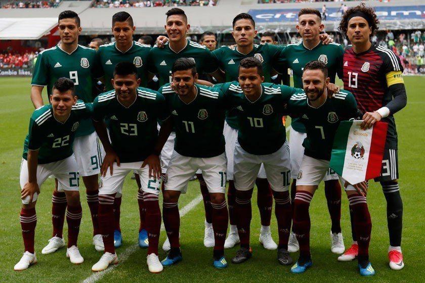 墨西哥雖然沒有巨星領軍,但團隊陣容整齊,老將經驗豐富,教練用兵穩健,很有希望挑戰...