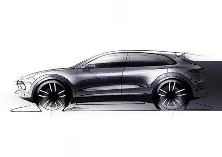 外傳Porsche Cayenne Coupe開發計畫已獲批准!