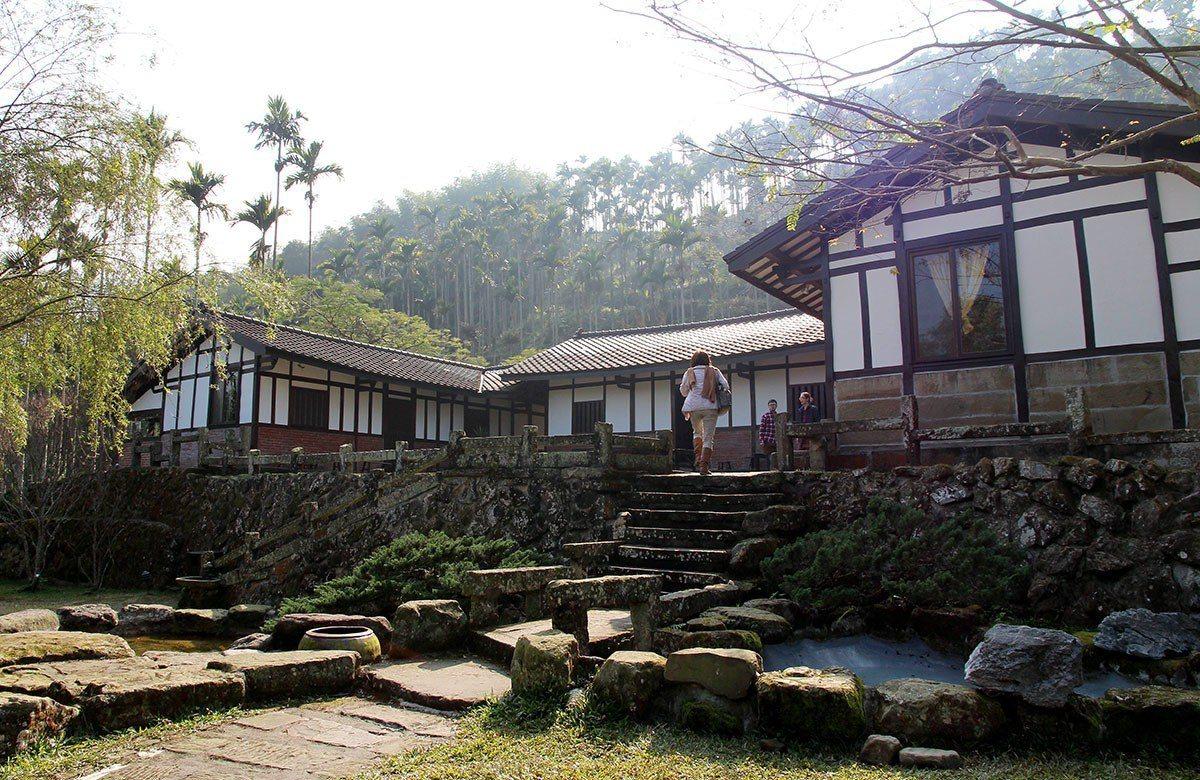 位在海拔800公尺山區的天空的院子,空氣清新、氣溫舒適。