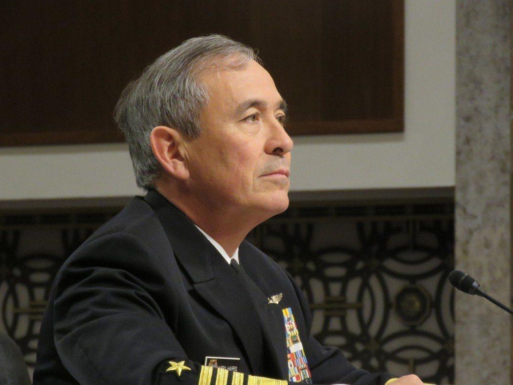 美國駐南韓大使提名人哈里斯。聯合報系資料照