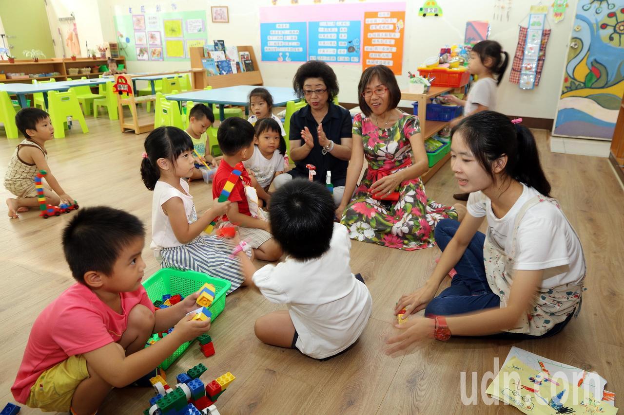 高雄市廣設17所非營利幼兒園,提供家長多元入學選擇。記者徐如宜/攝影