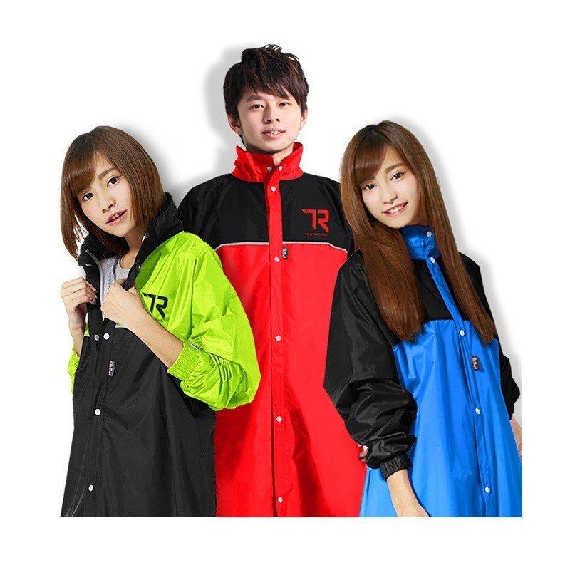 飛迅超輕速乾導水槽雨衣,5.6折特價838元。圖/生活市集提供