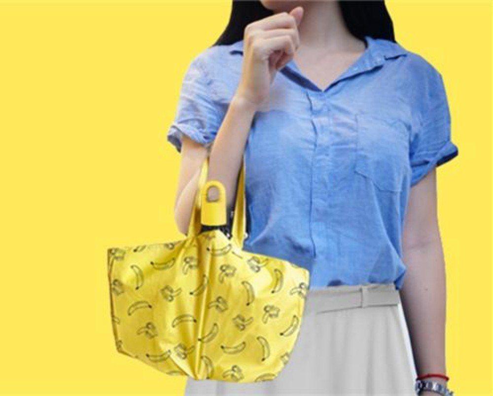 包包傘,團購最低價429元。圖/愛合購提供