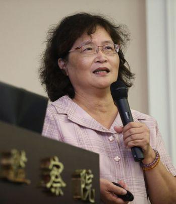 監委仉桂美。 圖/聯合報系資料照片