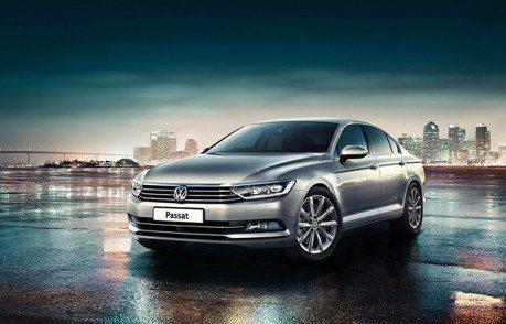 Volkswagen Passat小改測試 頭尾小針美容