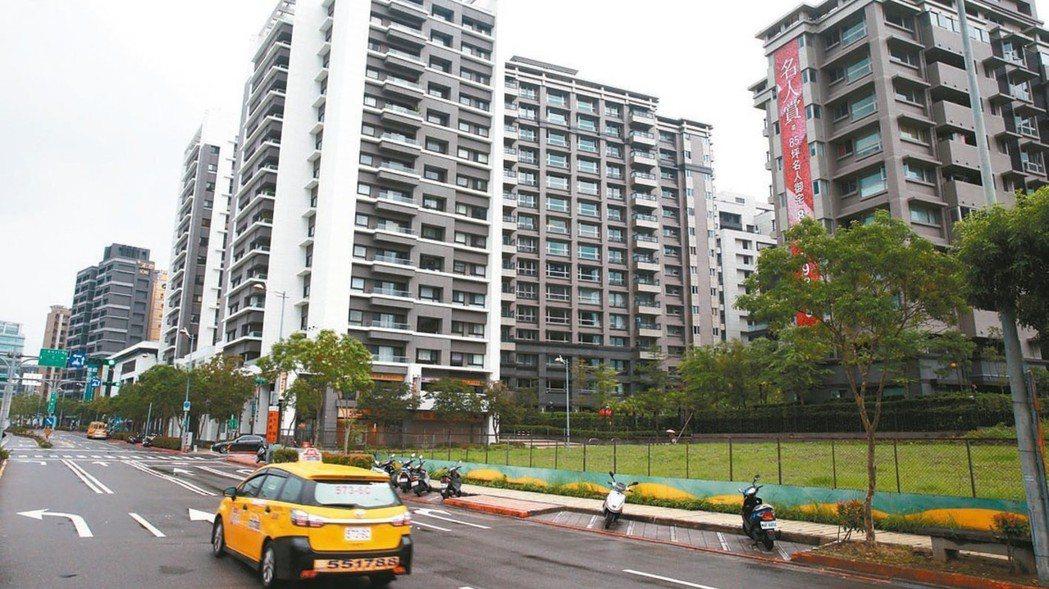 今年前四月累計住宅開工數量約2.8萬戶,年增逾四成,創近三年來新高。 報系資料照