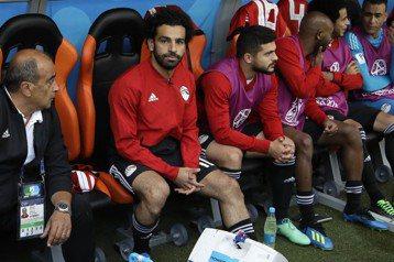「埃及梅西」世足首戰坐板凳 教頭:決定不冒險