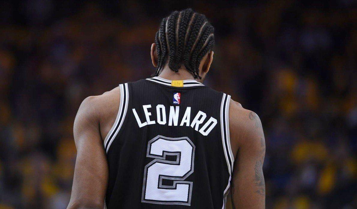 傳雷納德自請交易,離開馬刺的時候到了嗎? NBA