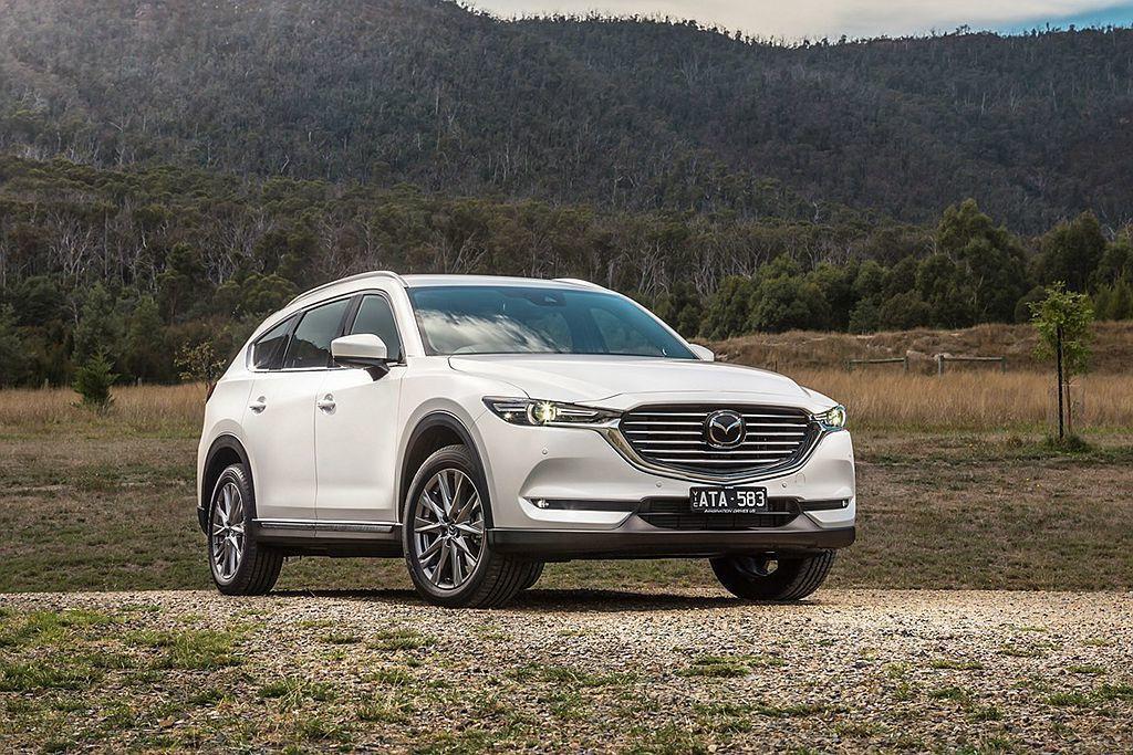 澳洲販售的Mazda CX-8大致與日本規格相同,配置新2.2L Skyactiv-D雙渦輪柴油引擎,具備190ps最大馬力及45.9kgm峰值扭力,變速系統為Skyactiv-Drive六速手自排。 圖/Mazda提供