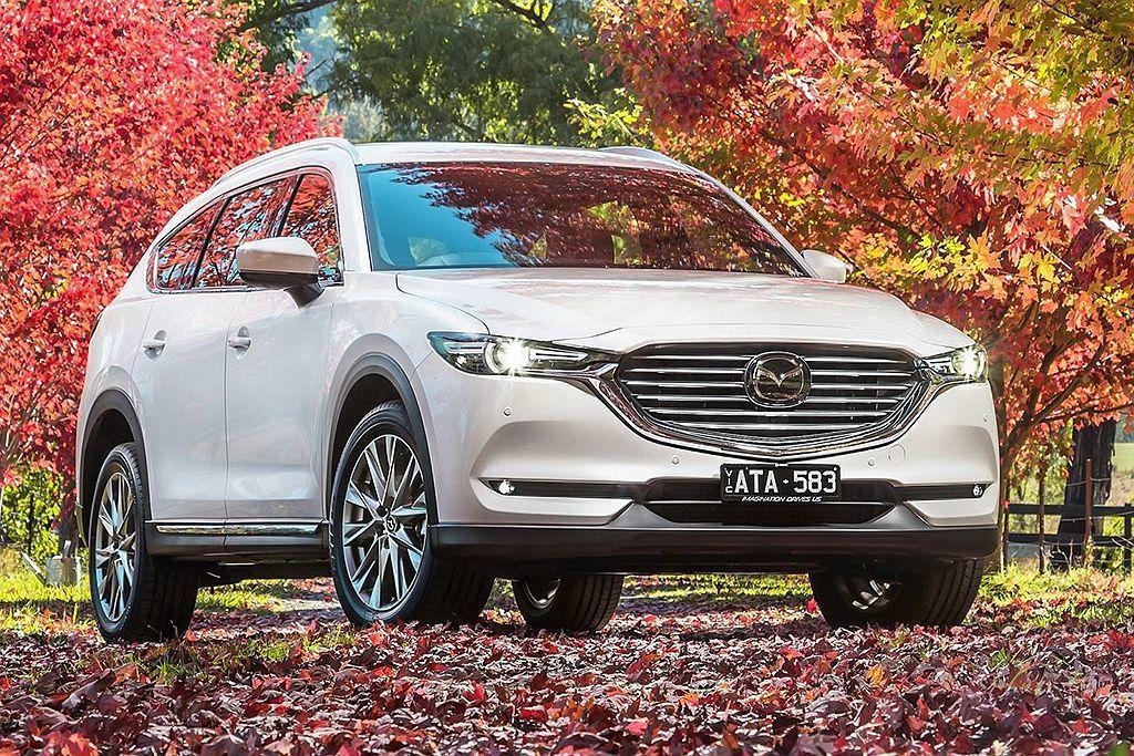 可惜的是,Mazda Taiwan表示CX-8目前還是沒有導入台灣銷售的計畫。 圖/Mazda提供