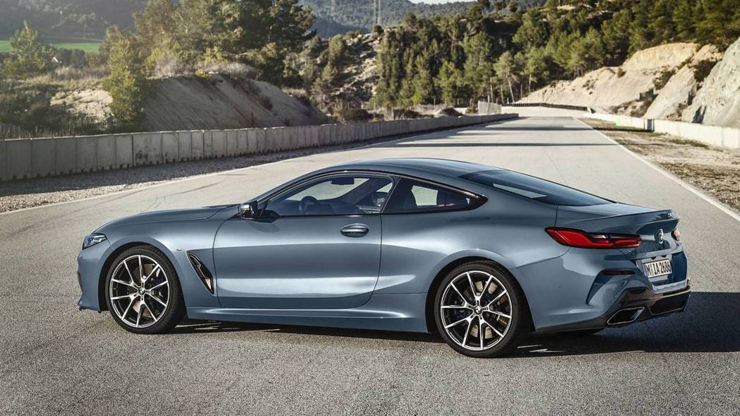 新世代BMW 8 Series Coupe(G15)。 摘自BMW