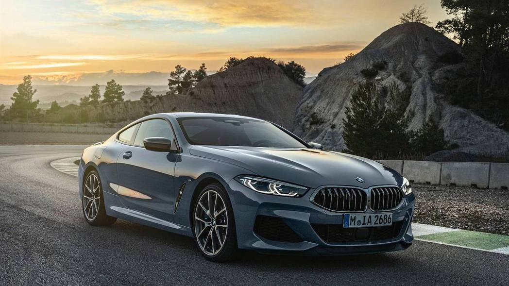 新世代BMW 8 Series Coupe(G15)預計在今年11月正式上市。 摘自BMW